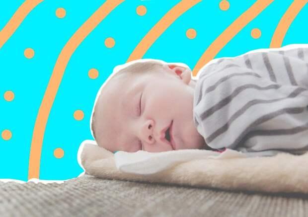 Залог здоровья: сколько нужно спать ребенку днём?