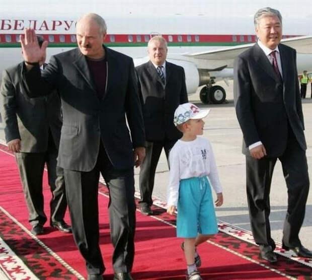 8 фактов оКоле Лукашенко, которых вы, возможно, незнали