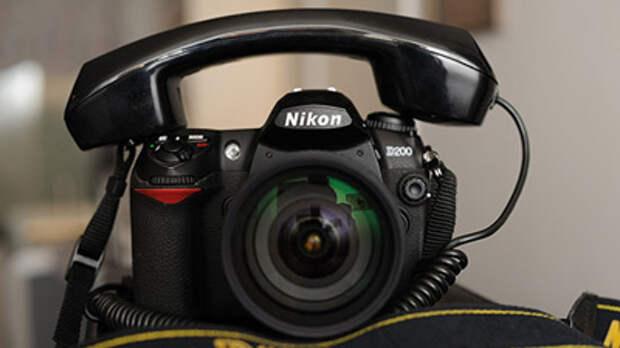 Nikon начала работу над секретным продуктом