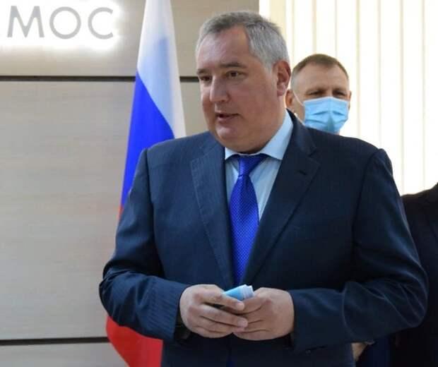 """Рогозин рассказал об урезании """"раздутых зарплат"""" в """"Роскосмосе"""""""