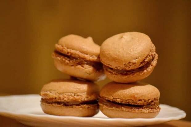 Печенье со сгущёнкой