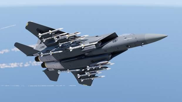 """ВВС США покупают """"самый вооруженный в мире"""" аналог Су-57"""