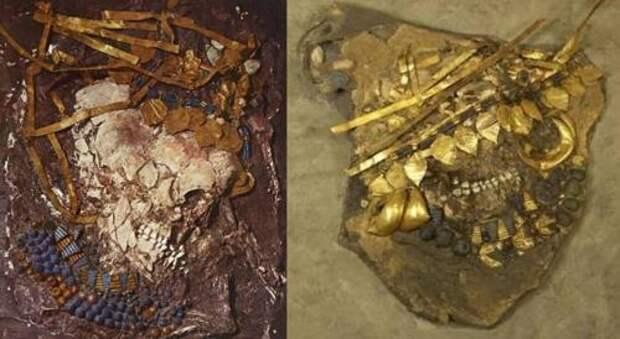 В Ираке найдена могила пришельца с Нибиру - уфологи