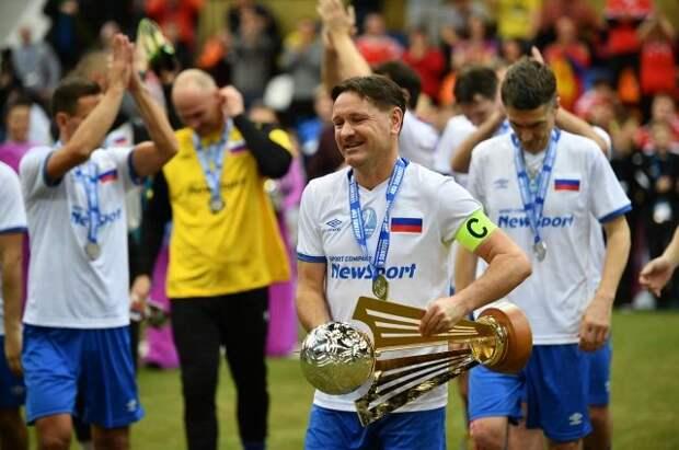 Турнир «Кубок Легенд» в этом году пройдет во Дворце гимнастики в Лужниках