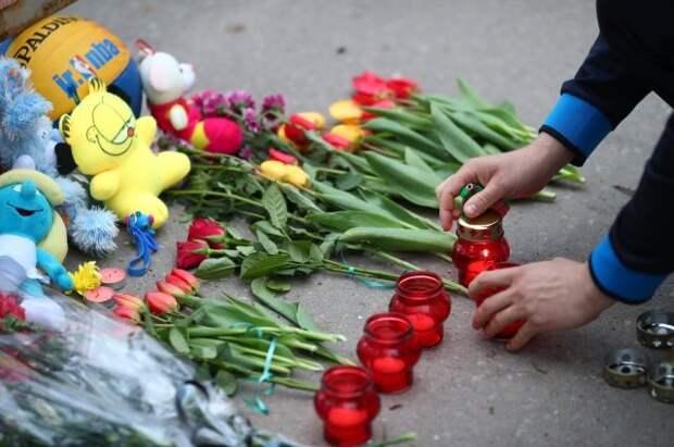 В Волгограде простились с девочками, погибшими в ДТП на Ставрополье