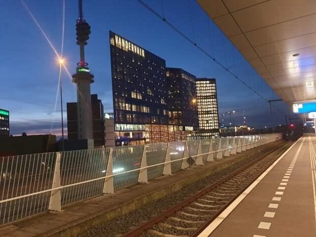 10. 2D здание в Нидерландах
