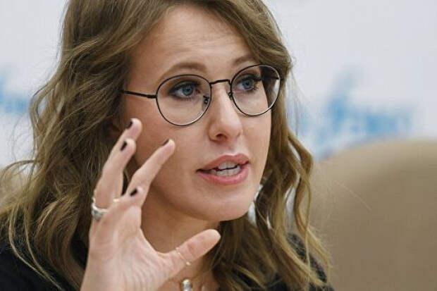 Собчак «разнесла» Соловьева