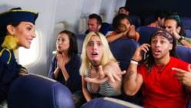 Лайфхаки: Пять табу на борту самолёта