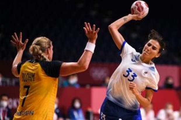 Российские гандболистки сыграют с командой Норвегии в полуфинале