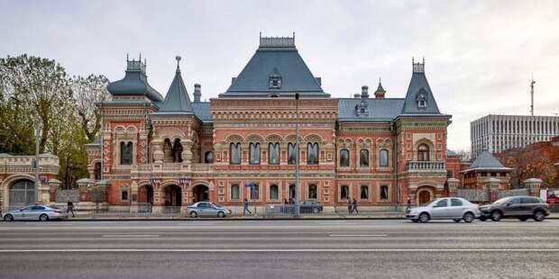 Сергунина: В Москве открыт прием заявок на участие в акселерационной программе Global Partners. Фото: М. Денисов mos.ru