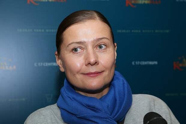 """""""Родила!"""": 47-летняя Мария Голубкина показала фото с младенцем"""