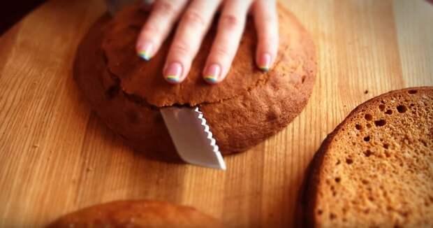 Изумительный торт «Мужской идеал» обязан быть в кулинарном арсенале каждой хозяюшки