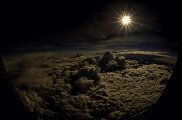 fromcockpit17 25 фотографий, сделанных пилотами из кабин самолетов