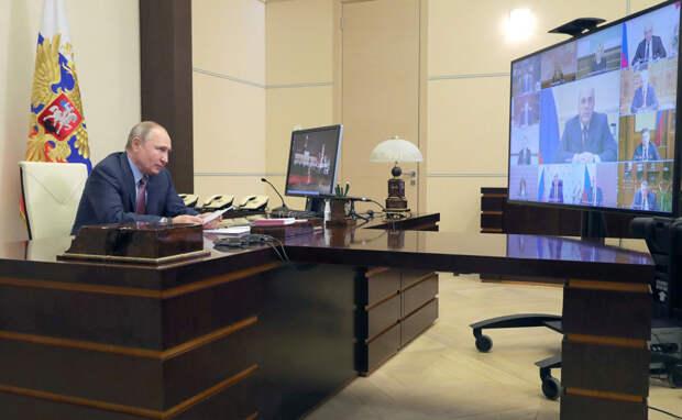 Как Путин чиновников считать учил. О науке и управлении
