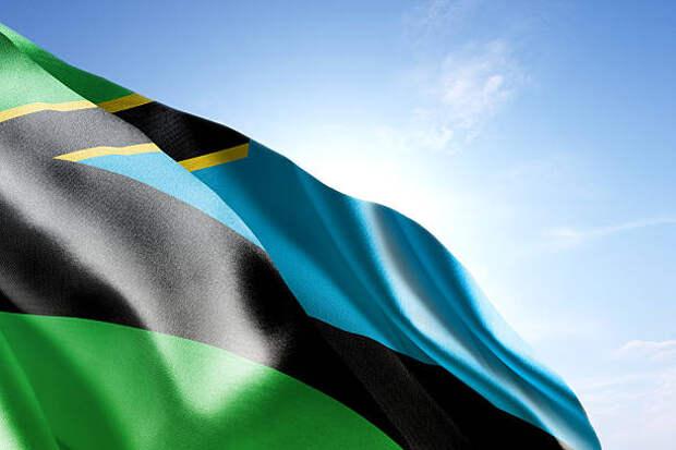 Флаг Занзибара