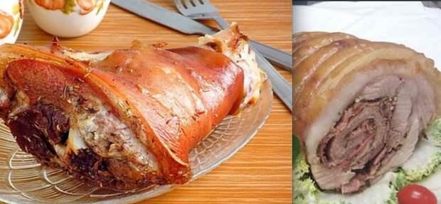 Готовлю всегда только по немецкому рецепту! Божественная свиная рулька