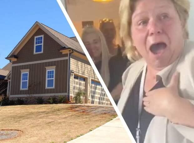 Дети устроили сюрприз для мамы, после которого женщина не узнала свой дом