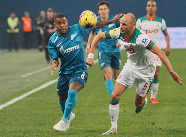 Сыграет ли Малком за «Зенит» в матче за Суперкубок?