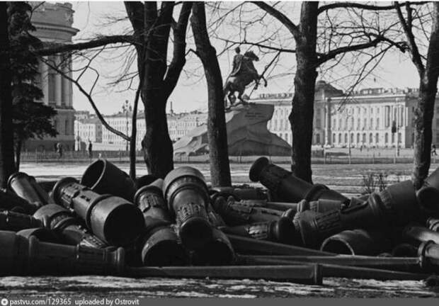 Ленинград на закате СССР
