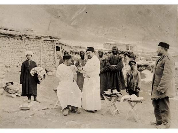 Подвигу российских врачей в Центральной Азии – полтора столетия