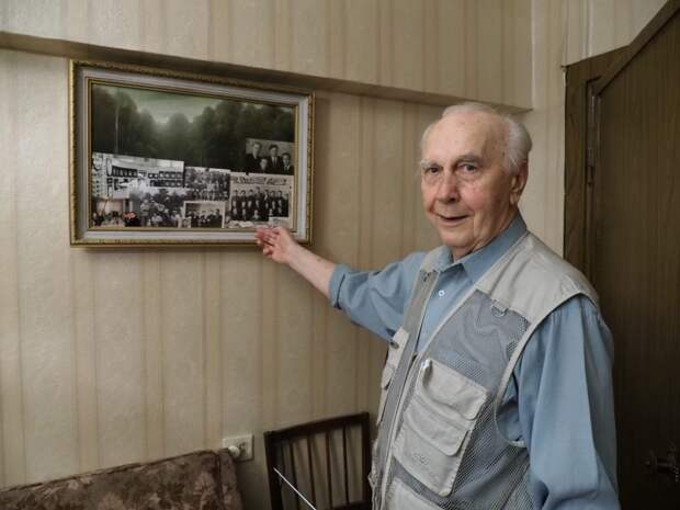 На фотографиях из домашнего архива запечатлена вся история Обнинской АЭС/Фото Ольги Чумаченко
