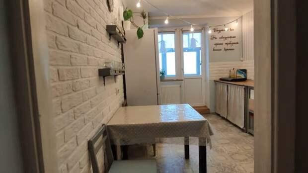 Бюджетное преображение кухни в съемной квартире. И не дорого и красиво получилось
