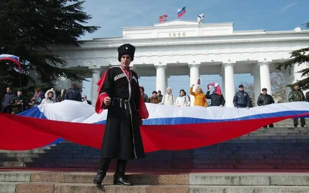 Должны ли страны НАТО вступать в войну с Россией, чтобы вернуть Крым? Мнение иностранцев