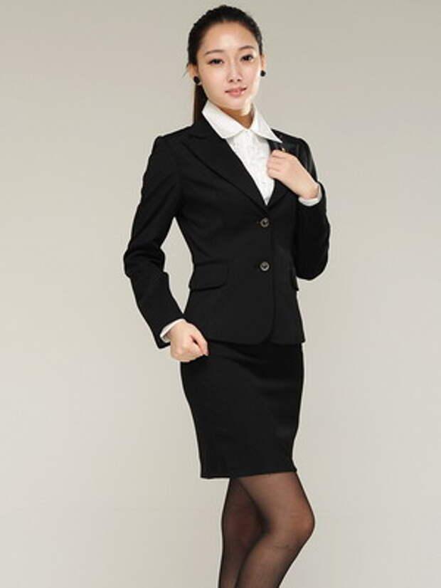 МОДНИЦАМ. Официально-деловой стиль одежды для женщин