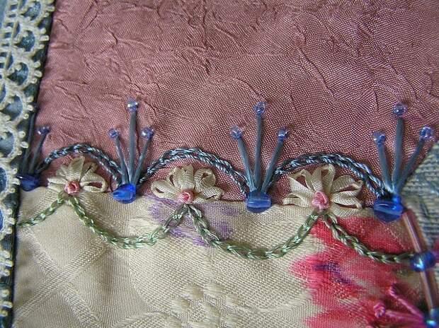 ВЫШИВАЙКА. Декоративные швы