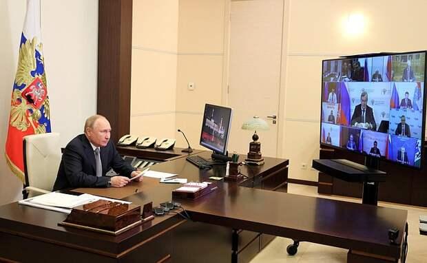 Нерабочие дни в Новосибирской области с 30 октября: Владимир Путин утвердил ноые меры по борьбе с COVID-19