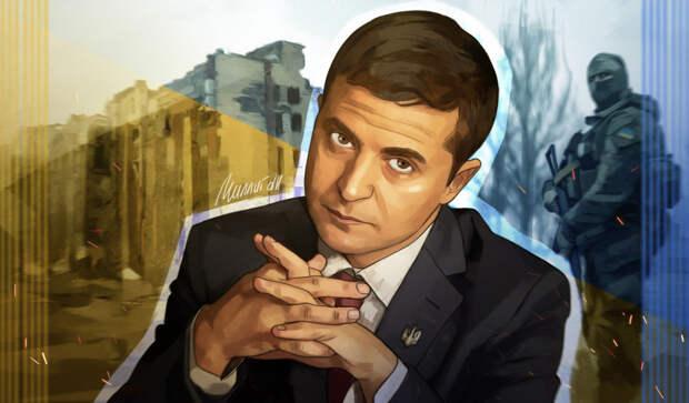 Зеленский всерьёз примеряет на Украину путь фашистских стран XX века