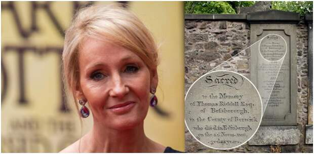 Сообщается в блогах и СМИ: Умерла Джоан Роулинг - создательница Гарри Поттера, настоящая женщина