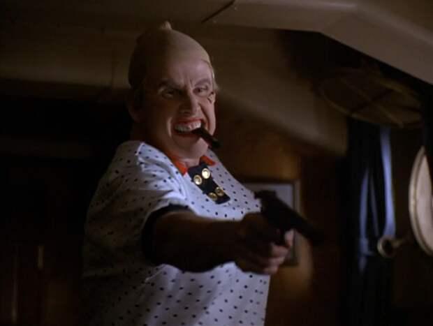 Киношный злодей из 90-ых Гэри Бьюзи