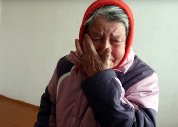 Чудеса случаются! Пенсионерке взявшей кредит на дрова, интернет-пользователи подарили квартиру