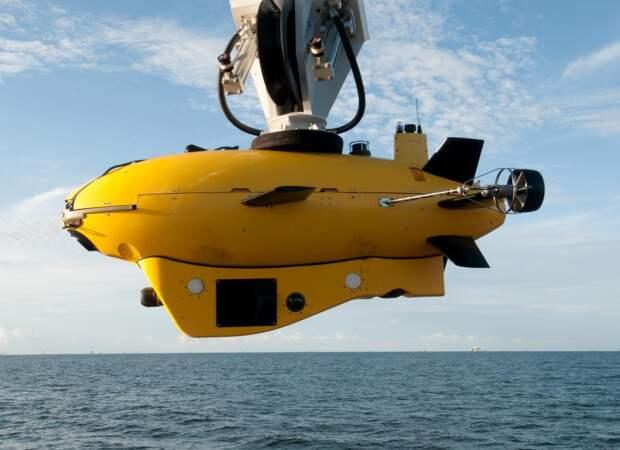 Беспилотные подводные лодки США смогут собирать данные и высаживать десант