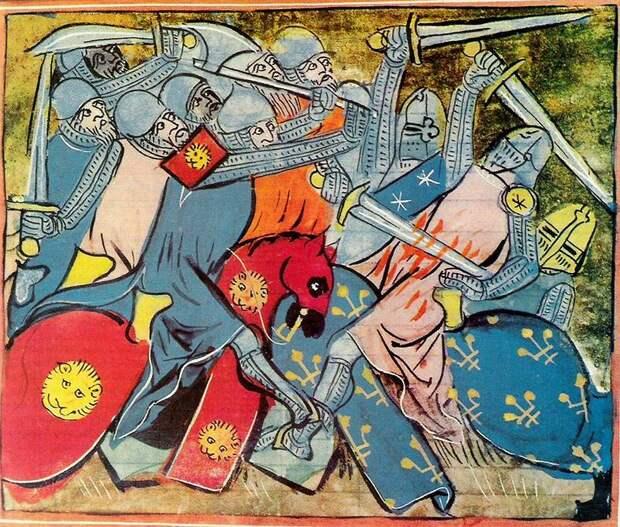 Война Сицилийской вечерни. Два короля на одно королевство