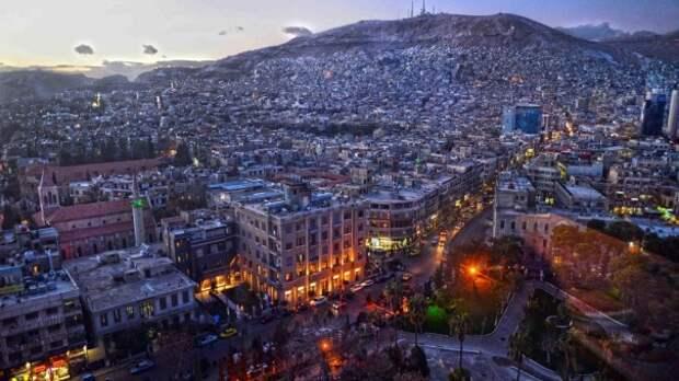 Крымская делегация заключила в Дамаске контракты на $250 млн