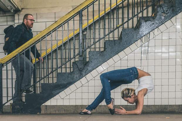 Омар З. Роблес фотографирует танец-14