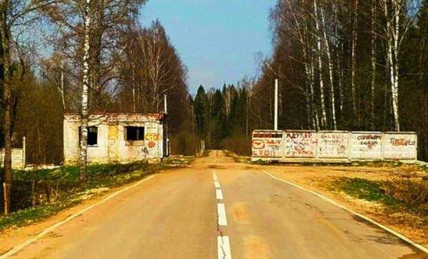 Заброшенный город Адуляр: поисковики проехали только 70 км от Москвы