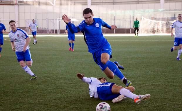 Футбольная команда «Зенит-Ижевск» стала третьей на состязании клубов ПФО в Казани