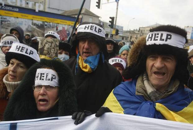 За годы незалежности Украина деградировала по всем экономическим показателям