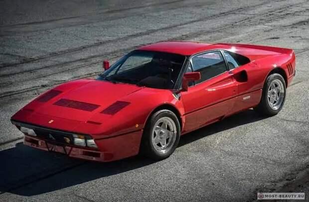 5 лучших моделей Ferrari за всю историю