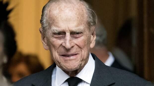 В Британии началась церемония похорон принца Филиппа