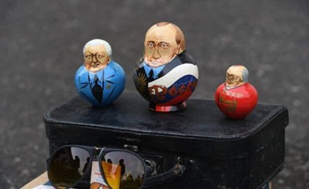 Путин получил самый большой в мире новогодний подарок Jyllands-Posten (Дания)