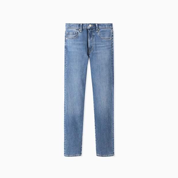 Прямые джинсы Uniqlo