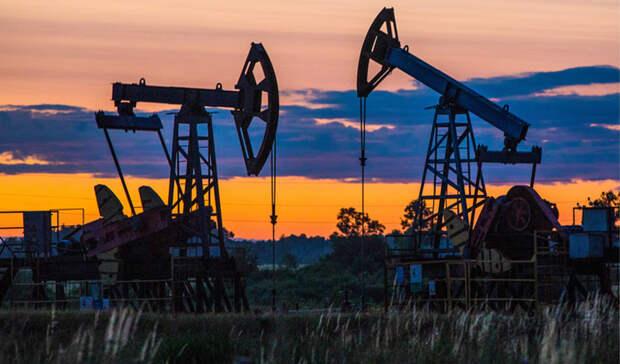 На16% снизилась добыча нефти вРФвиюле 2020