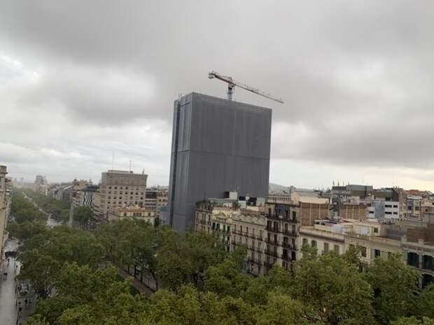 Барселона. Испания. Часть 9