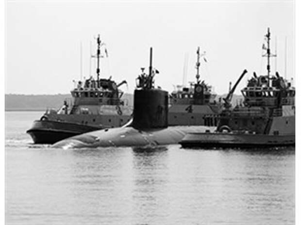 Американских подводников подставила женщина