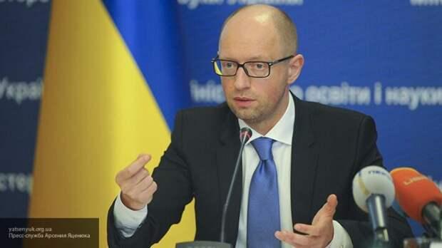 Яценюк дал несколько советов Лукашенко по вступлению в НАТО и Евросоюз
