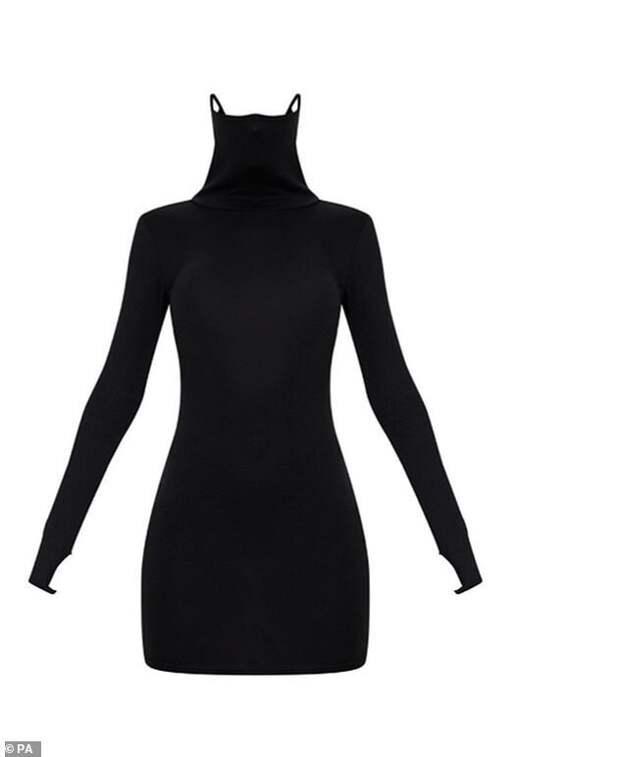 Как выглядит коронавирусное платье, которое Лотти Мосс сделала бестселлером